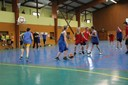 Camp de basket benjamins-benjamines match 1