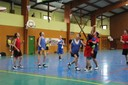 Camp de basket benjamins-benjamines match 2