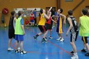 Camp de basket benjamins-benjamines match 3