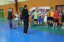 Camp de basket benjamins-benjamines présentation de l'encadrement