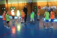 Camp de basket d'automne à Waldighoffen