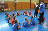 Camp de basket d'automne du 26 octobre 2011