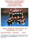 Affiche demi-finale régionale benjamines du lundi 28 mai 2012 à Waldighoffen