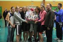 La photo souvenir des 50 ans du président du basket-club CSSPP Waldighoffen
