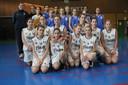 La sélection Benjamines à Waldighoffen le mercredi 18 janvier 2012