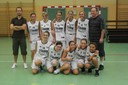 L'équipe des minimes féminines 1 du basket-club CSSPP Waldighoffen.