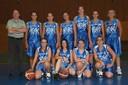 L'équipe des seniors féminines du basket-club CSSPP Waldighoffen 2011/2012