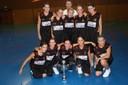 "Les benjamines du basket-club CSSPP Waldighoffen victorieuses du challenge du "" mitron ""."