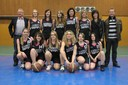 Remise de maillots aux seniors féminines du basket-club CSSPP Waldighoffen