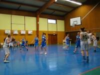 Minimes région - FCM  Mulhouse en défense.