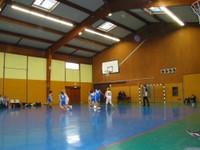 Match minimes région - sélection benjamines du Haut-Rhin le18 janvier 2012 à Waldighoffen
