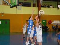 Nathalie Vogt match minimes région - sélection benjamines le 18 janvier 2012