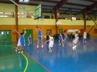 Rebond match minimes région - sélection benjamines du 18 janvier 2012 à Waldighoffen