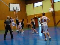 Seniors filles - Michelbach attaque de waldighoffen