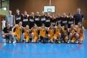 Benjamines - Obernai les deux équipes