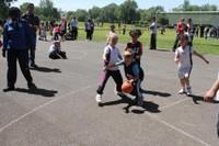 Fête du mini-basket match baby 1