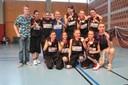 Les benjamines de Waldighoffen Championnes d'Alsace le 9 juin 2012 à  Erstein