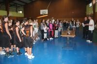 Tournoi benjamines du dimanche 18 septembre 2011