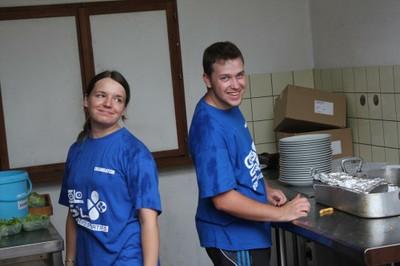 En cuisine marché aux puces du 4 septembre 2011