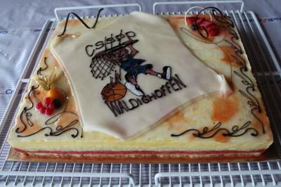 Gâteau marché aux puces du 4 septembre 2011 à  Waldighoffen