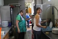 Vaisselle Marché au puces à Waldighoffen le 4 septembre