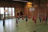 Barrage maintien seniors garçon tir à 3 points Waldighoffen