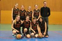 Cadettes Morschwiller photo équipe Waldighoffen