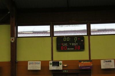 Cadettes Morschwiller score final