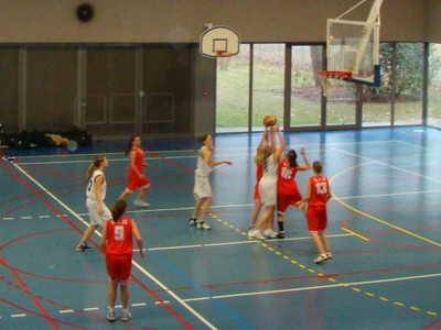 Au rebond match SIG 2 - Waldighoffen du 18/02/12 à Strasbourg.