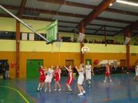 Les blancs dominent match minimes région contre Bitche le samedi 4 février 2012