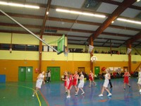 Nouvelle attaque match minimes région contre Bitche samedi 4 février 2012