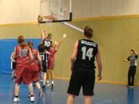 Sierentz 2 - seniors filles domination de Waldighoffen