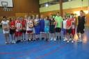 Le groupe des minimes féminines de la saison 2012/2013.