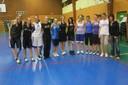 Le groupe des seniors féminines du basket-club CSSPP Waldighoffen.