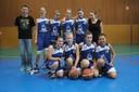 Les minimes féminines 1 du basket-club CSSPP Waldighoffen version 2012/2013.