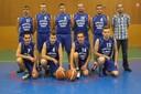 Les seniors garçons du basket-club CSSPP Waldighoffen.