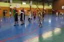 mercredi du basket les enfants admiratifs.