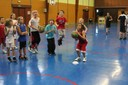 mercredi du basket  mallaury défie les grands !