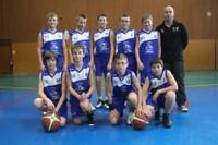 minimes garçons - Kingersheim  l'équipe.