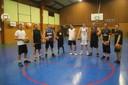 équipes 2013-2014: les seniors garçons.