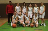 équipe des minimes féminines 2.