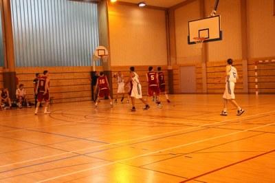 Michelbach 1 - Seniors garçons 2.
