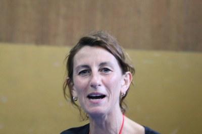 Entraineurs 2014-2015 Marie Gissinger.