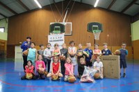 Validation label école de basket 2.