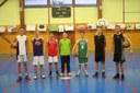 Le groupe des cadets du basket-club CSSPP Waldighoffen de la saison 2015/2016.