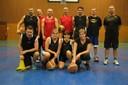 Le groupe du basket-loisir de la saison 2013/2014.