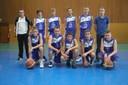 L'équipe des minimes garçons de la saison 2013/2014.