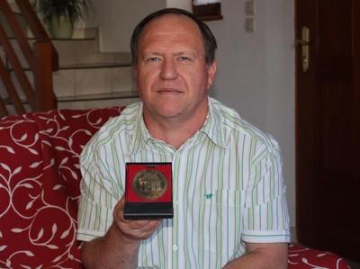 Médaille de bronze fédérale.