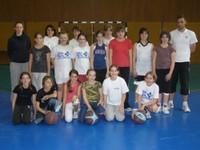 Camp de printemps au basket-club CSSPP Waldighoffen