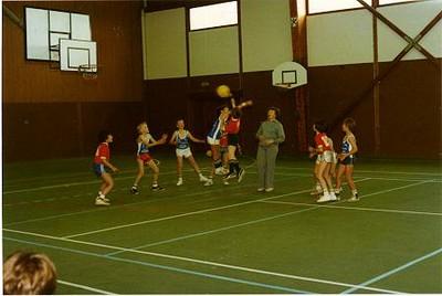 Finale régionale poussins saison 83/84.